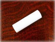 ホワイトチューブソケットカバー/ホワイト/85mm/プラスチック