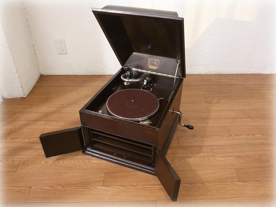 HMV テーブルグラモフォン|アン...