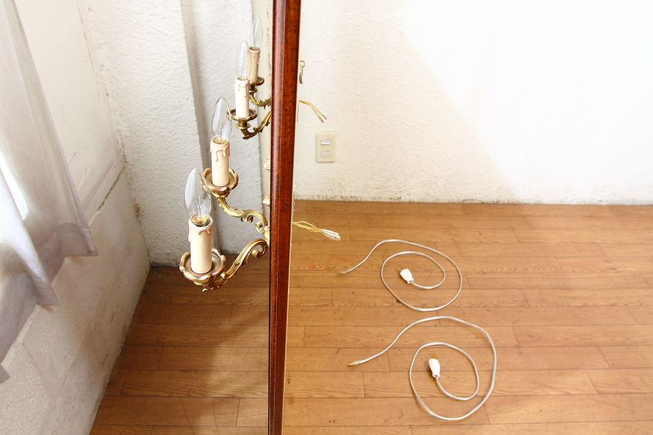 アンティークブラス エンパイアスタイル ウォールランプ(2灯) /ペア アンティーク家具・照明の専門店 デニム アンティーク ファニチャー