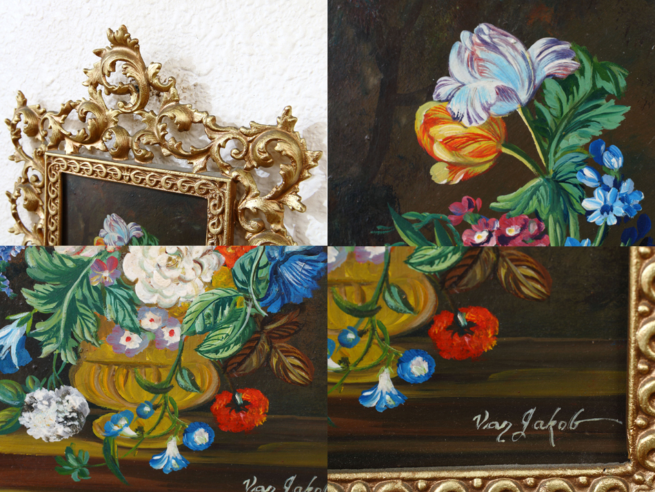 Classical Still Life / Oil Painting