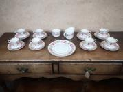 Royal Worcester tea set